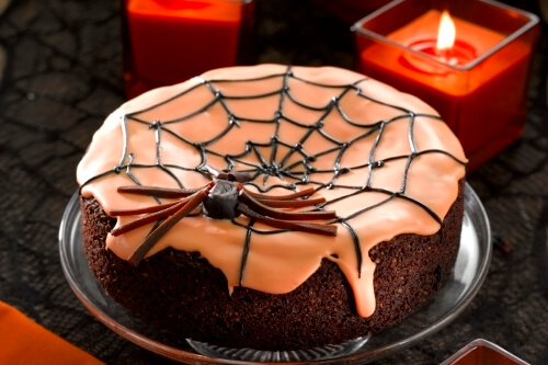 blackwidowcakehalloween